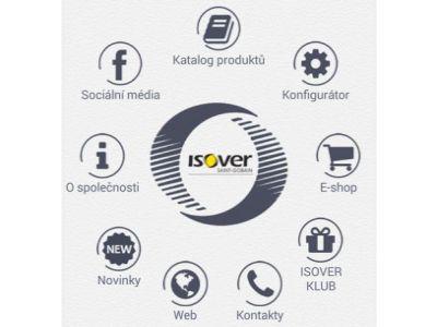 Logo Isover vždy poruce