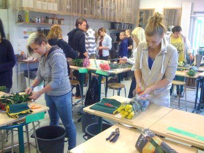 Zahradníci ze školy na Jarově sbírali zkušenosti ve Finsku