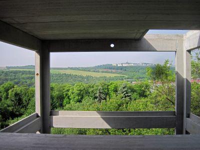 Betonové konstrukce, které otevírají prostor