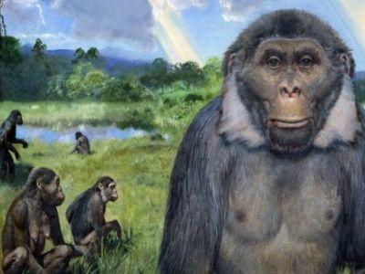 Logo Dinosauři amamuti? Výstava obrazů Zdeňka Buriana láká malé ivelké