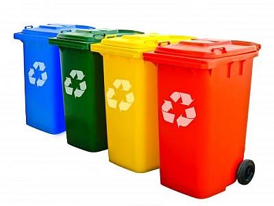 Češi málo třídí bioodpad