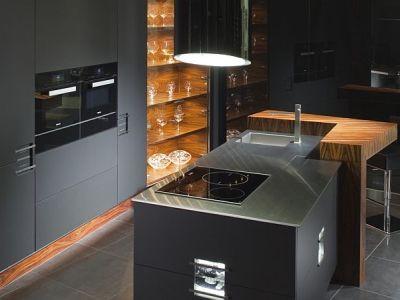Kuchyně jako galerie