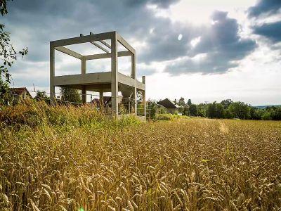 Jak se staví dům se Skeletsystemem?