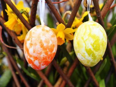 Logo Velikonoční vajíčka namnoho způsobů