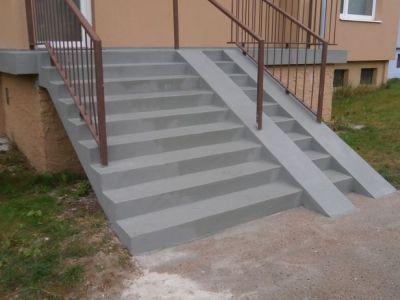 Logo Jak opravit betonové schodiště?
