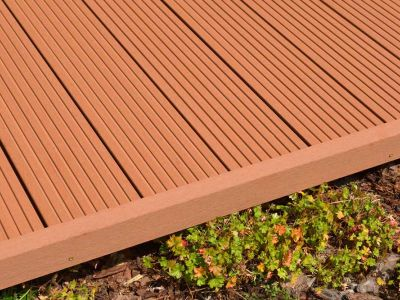 Odolné terasy z dřevoplastu
