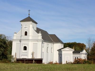 Logo Římskokatolický kostel sv. Petra zAlkantary