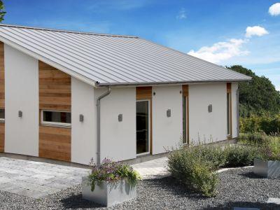 Účinné střechy proti větru a dešti