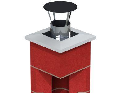 Logo Levný komín pro pevná paliva