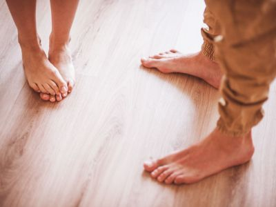 Dřevěné podlahy a podlahové topení? Proč ne!