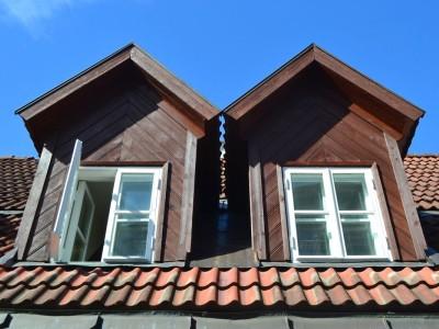 Když se rozhodnete pro vikýř místo střešních oken