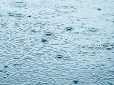 Životodárná dešťová voda je k nezaplacení