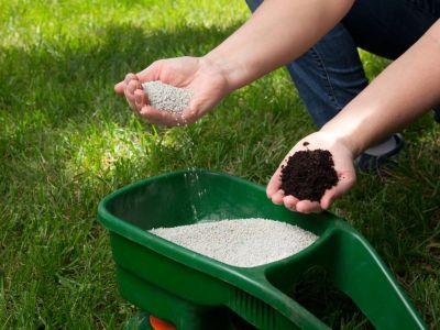 Logo Jak aproč napodzim hnojíme zahradu?