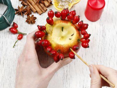 Logo Vyrobte si podzimní dekorace zpřírodnin