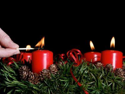 Logo Nalaďte sebe isvůj domov navánoční vlnu