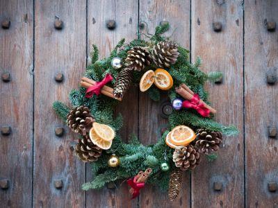 Jak na externí vánoční dekorace