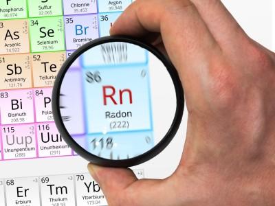 Logo Proč se bát radonu agama záření