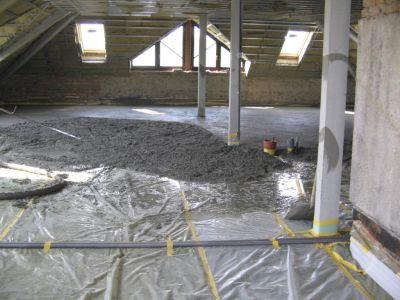 Logo Lehčený beton pro trámové stropy