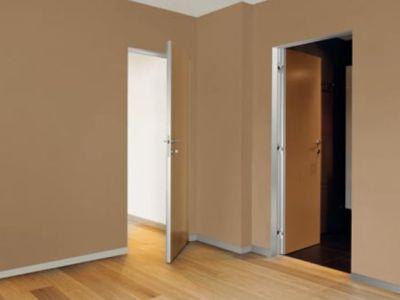 Chcete mít dveře v rovině se stěnou?