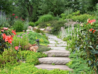 Inspirujte se anglickými zahradami