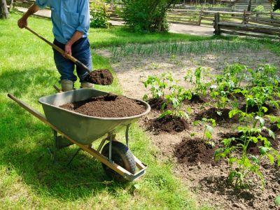 Logo Jak vzahradě nahradit umělá hnojiva
