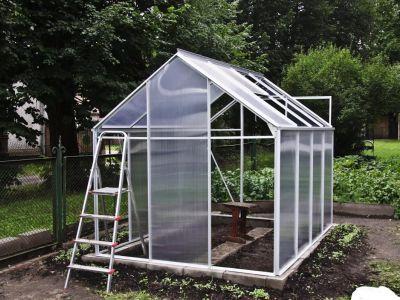 Jak si postavit skleník