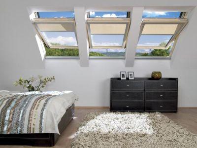 Znáte všechny typy střešních oken?