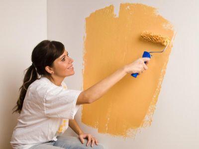 Čeho se vyvarovat při malování?