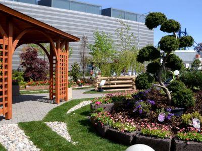 Zahrada a hobby mají na Stavebních veletrzích Brno zelenou