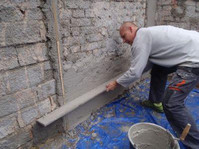 Jak obnovit izolaci zdiva pomocí chemických infúzních clon