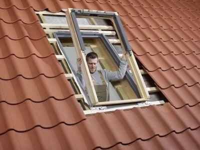 Jak vyměnit střešní okno VELUX