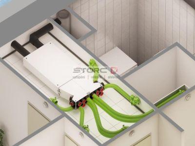 Představujeme koncept bytového větrání Brink