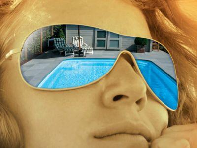Logo Plastový nebo laminátový bazén?