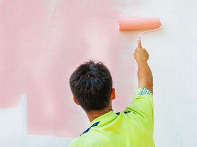 Malování, tapetování