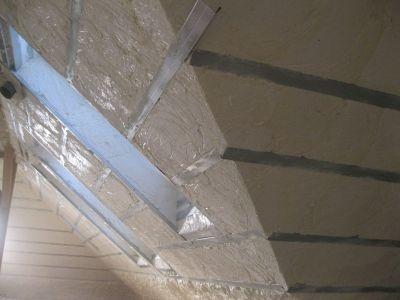 Alternativní tepelná izolace vyřeší i problémy se zatékáním