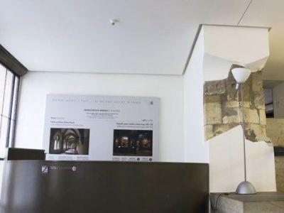 Sádrokartony KNAUF v pražské Národní galerii