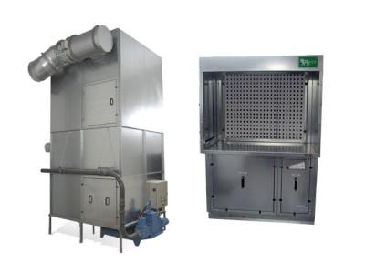 Účinná filtrace pro dílny a průmyslové provozy