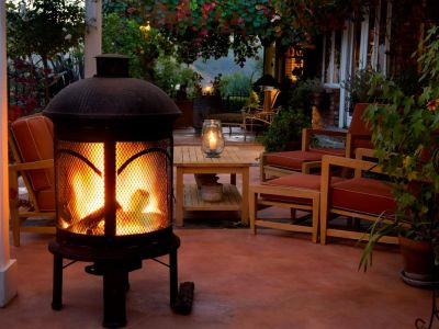 Jak si udělat v zahradě ohniště