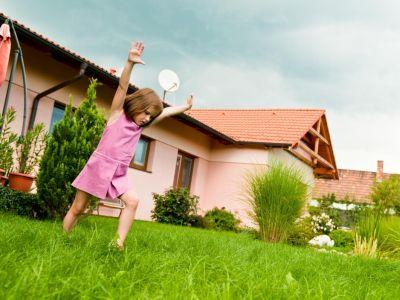 Jak udržet děti v zahradě