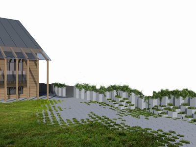 Metamorfóza kamene na stavebním veletrhu FOR ARCH 2016