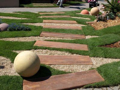 Betonová zahradní architektura pro náročné zákazníky
