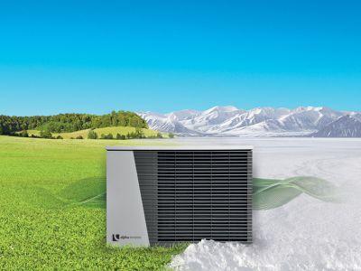 Vytápějte pomocí energie z přírody!