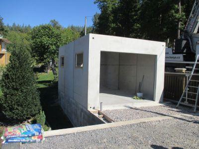Nádrže a prostorová prefabrikace