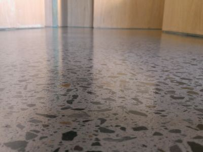 Betonové podlahy bodují estetikou i praktičností