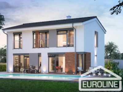 Logo Jak postavit nový dům