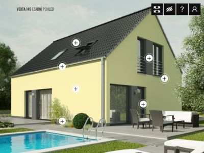 Zkuste si sami navrhnout dům