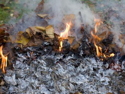 Logo Chcete nazahradě pálit listí? Není to jen ovašem rozhodnutí!