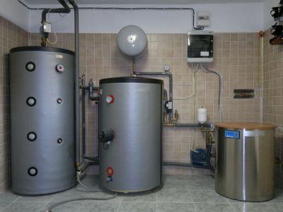 Tepelné čerpadlo voda-voda? Není problém!