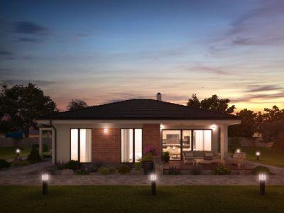 Typovým domem měsíce listopadu 2016 se stal Dům na klíč 49