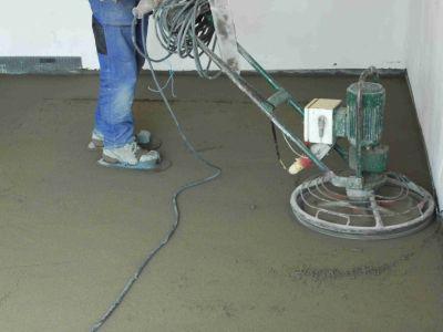 Logo Jak se dělá betonová podlaha